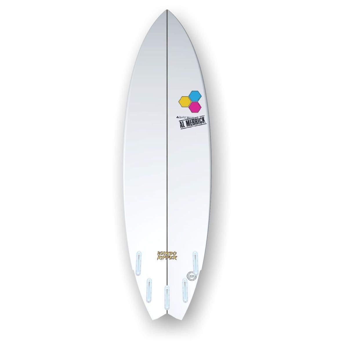 Tabla de surf al Merrick (Islas del canal sintética poliéster Weirdo Ripper 5.8: Amazon.es: Deportes y aire libre