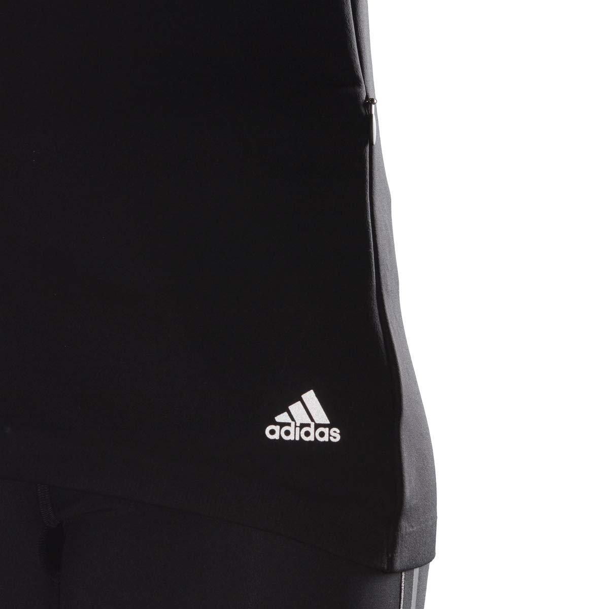 adidas Running Ultra Track Jacket, Black, Small by adidas (Image #1)