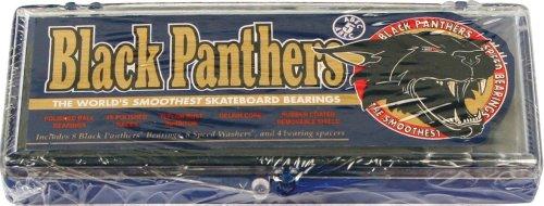 Shorty's ABEC-5 Black Panthers Bearings