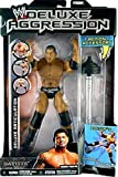 WWE Deluxe Aggression Figure with Action Accessory Batista by Jakks Pacific [parallel import goods]