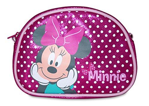 Disney Minnie MN021100 Borsa, Bambina, 17 Centimetri, Multicolore