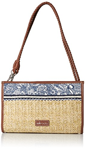 Sakroots Roma Mini Crossbody, Navy Spirit ()