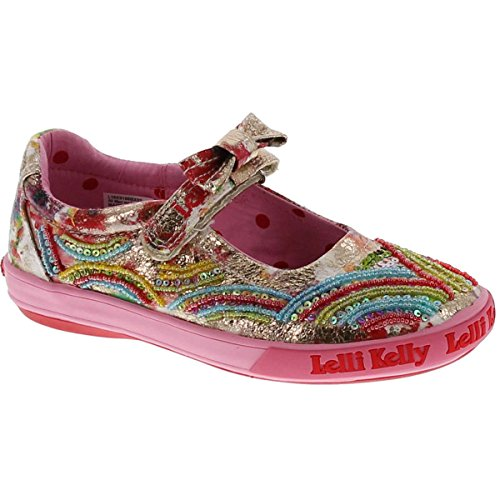 Girls Jane Mary Lk9188 Lelli Kelly Kids Fantasy Flats Multi Fashion Shoes 4qxHUnEwY