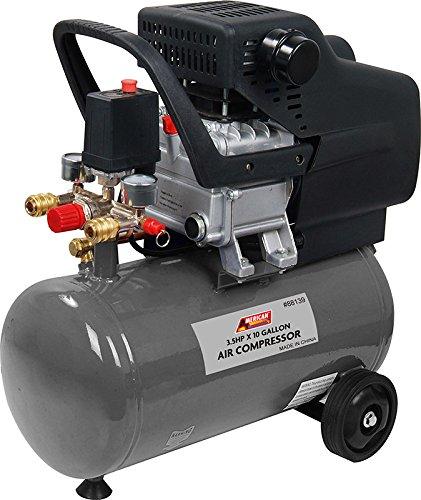 ATE Pro. USA 88139 3.5 H.P x 10 gal Air Compressor, 28.35...