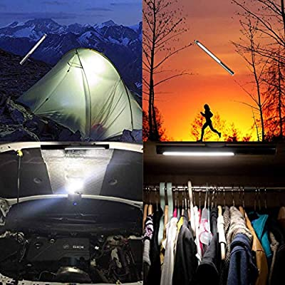 NBtop Portable LED Camping Light USB Rechargeable Enduring to 288 Hours