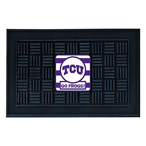 Texas Christian University Southern Style Vinyl Door Mat