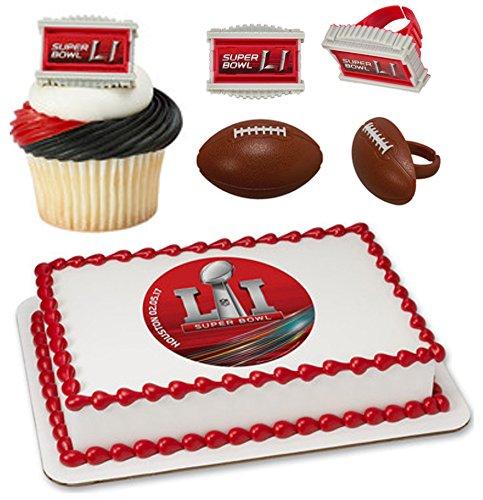 super-bowl-51-licensed-edible-wafer-cake-topper-cupcake-ring-combo