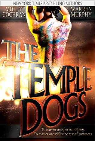 book cover of The Temple Dogs