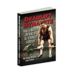 The deadlift can lay serious claim to be the single most important exercise you can ever do-if your goal is to develop supreme strength and total body power.   And who better to help you to achieve your ultimate strength and power gains than ...