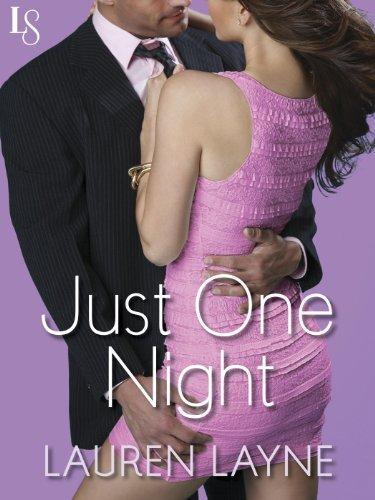 Just One Night Stiletto Novel ebook product image