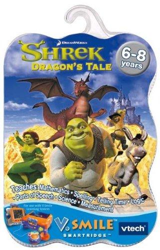VTech - V.Smile Smartridge: Shrek 2