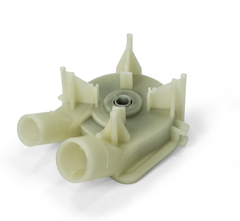 3363394 Washer Pump, Direct Drive Replacement For Inglis, Admiral, Sears