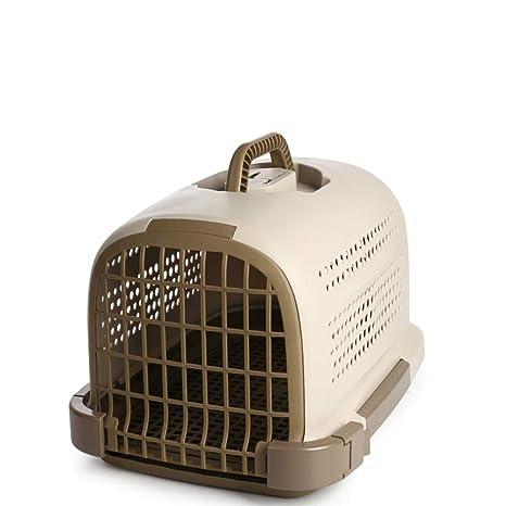 ZUOZUOZUO Pet Air Box Caja Portátil De Transporte De Mascotas Gato ...