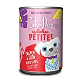 Tiki Dog Aloha Petites Chicken & Tuna North Shore Small Breed Wet Dog Food, 9 oz, Case of 12 For Sale