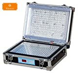 Huanyu Double Sides UV Light Exposure Machine UV Photosensitive Plate PCB Exposure Box