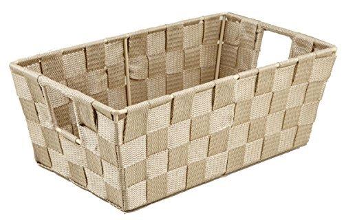 Simplify Storage Basket, Small, Ivory ()
