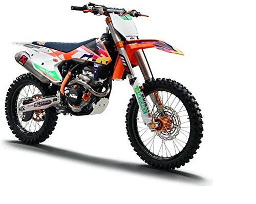 (KTM New OEM Graphic KIT Factory Style 2016 150 250 350 450 SX SXF 79208990000)