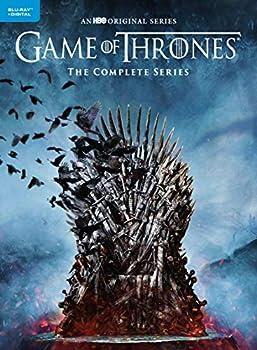 Game of Thrones: Complete Series (Digital Copy + BD) [Blu-ray]
