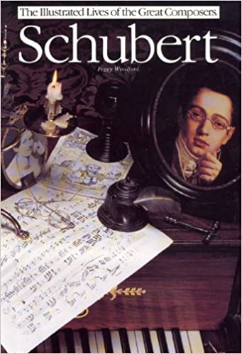 Descargar libros de texto en línea gratisSchubert:The Illustrated Lives of the Great Composers by Peggy Woodford (Spanish Edition) PDF MOBI B00472N4IW