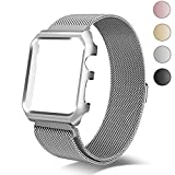 ZEERKEER 38mm Stainless Steel Mesh Band Magnetic