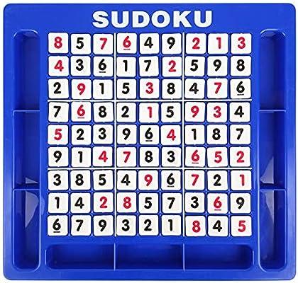 loonBonnie Nine Palace Sudoku Juego de Mesa Juguetes educativos para niños 3-7 años Desarrollo de Entrenamiento Intelectual 1 Piezas (Multicolor): Amazon.es: Juguetes y juegos