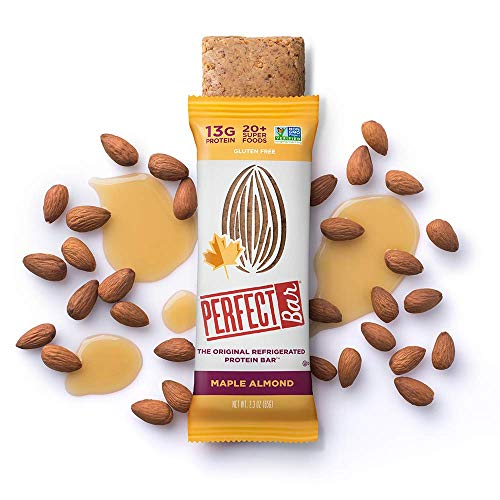 Perfect Bar Original Refrigerated Protein Bar, Variety Pack Peanut Butter & Almond Butter, 12-17g Whole Food Protein, Gluten Free and Non-GMO, 2.5 Oz. Bar (Pack of 8) by Perfect Bar (Image #15)