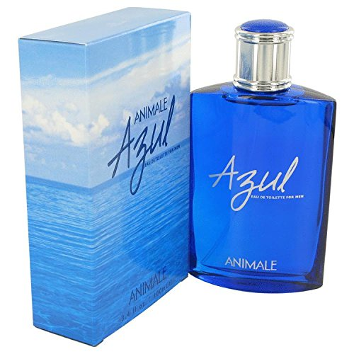 ANIMALE AZUL by Animale Eau De Toilette Spray 3.4 oz for (Azul Cologne)