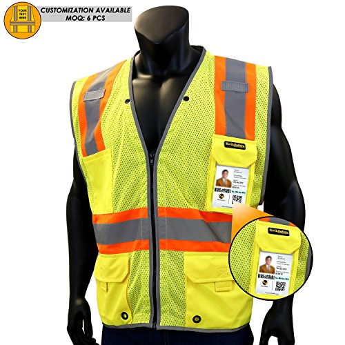KwikSafety Reflective Compliant Breathable Protection
