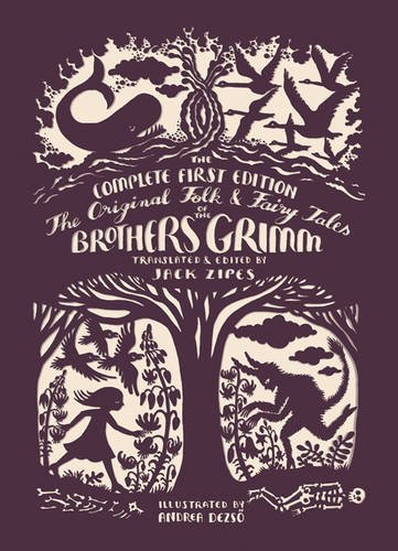 Image result for The Original Folk and Fairy Tales of the Brothers Grimm: the complete first edition