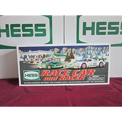 2009 Hess Race Car and Racer: Toys & Games