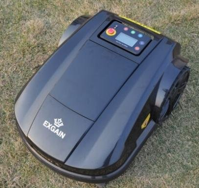 Kohstar S520 4th generation robot lawn mower with Range Funtion,Auto Recharged,Remote Controller,Waterproof