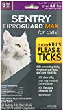 FiproGuard Max 3-Month Cats Over 8 Week, Purple