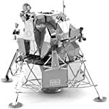 Fascinations Metal Earth Apollo Lunar Module 3D Metal Model Kit