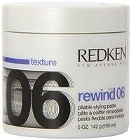 Redken 800598 Rewind 06 Pliable Styling Paste - 5 oz - Paste