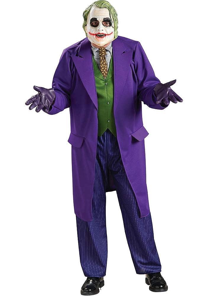Amazon.com: Rubies Costume Batman The Dark Knight Deluxe ...