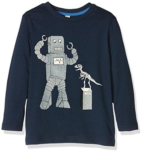 Esprit Kids Jungen T-Shirt RI1012E, Blau (Ink 415), 116/122