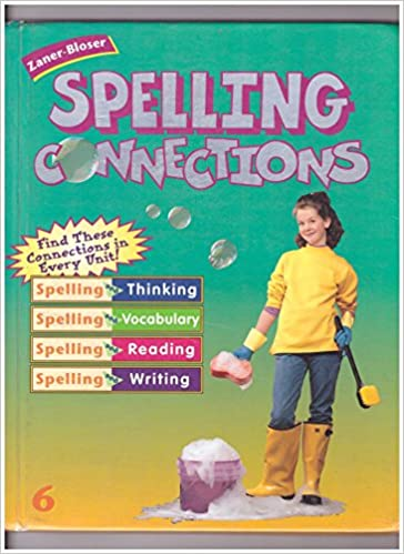 Spelling Connections 9780736700474 Zaner