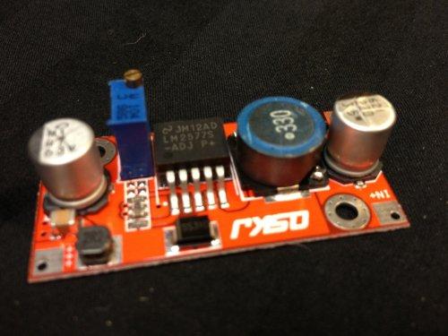 Adjustable Lm2577 Dc 3~34v to 4~60v 5-12v Boost Converter Voltage Regulator Step