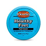 O'Keeffe's K0320001 for Healthy Feet Foot Cream, 3.2 oz, Jar