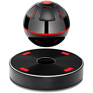 PowerLead Flat F400 Wireless Floating Speaker Bluetooth 4.0 Floating Sound X-1 Speaker Levitating Bluetooth Speaker NFC Iphone Samsung HTC Ipad Tablet PC (B00XHRFR7E) | Amazon price tracker / tracking, Amazon price history charts, Amazon price watches, Amazon price drop alerts