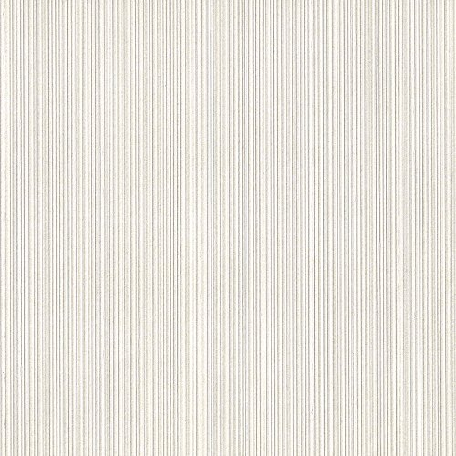 (Serenity Pale Gray Vinyl Textured Wallpaper For Walls - Double Roll - By Romosa Wallcoverings)
