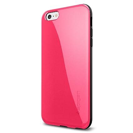 factory authentic 784dd 7daff Amazon.com: Spigen Capella iPhone 6 Plus Case with Advanced Shock ...
