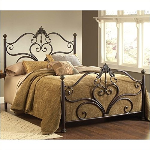 Metal Antique Bed Set - 5
