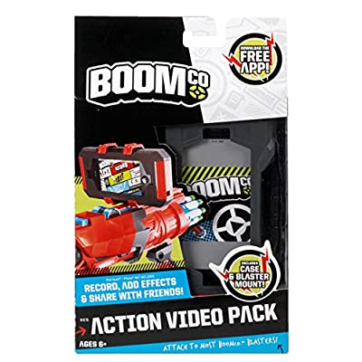 BOOMco. Action Video Pack: Toys & Games
