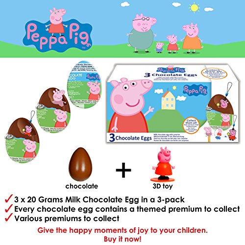 Super surprise 3-pack Peppa pig