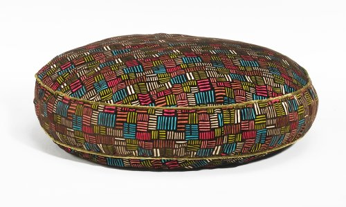 Bowsers Super Soft Round Dog Bed, Orchestra, Large 44″, My Pet Supplies