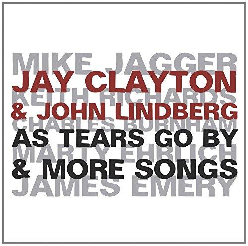 Jay Clayton - As Tears Go By (CD)