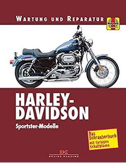 Sachbücher VertrauenswüRdig Haynes Handbuch Harley-davidson Sportster Reparaturanleitung/reparatur-handbuch Einfach Zu Reparieren Bücher