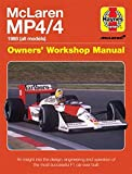 McLaren Mp4/4 Owners' Workshop Manual (Haynes Owners' Workshop Manual)