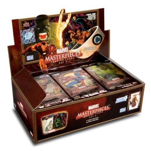 Upper Deck Marvel Masterpieces Trading